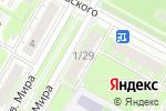 Схема проезда до компании Агентство недвижимости в Дзержинске