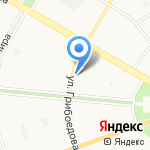 Enigma на карте Дзержинска