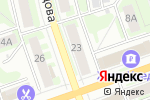 Схема проезда до компании Гурман в Дзержинске