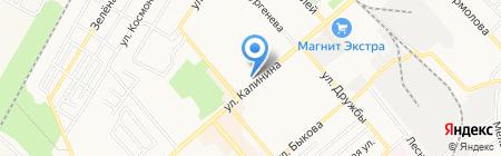 NEOCOM на карте Георгиевска