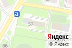 Схема проезда до компании Прокуратура г. Дзержинска в Дзержинске