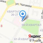 Музыкальный колледж на карте Дзержинска