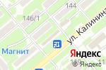 Схема проезда до компании Евросеть в Георгиевске