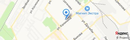 Флора на карте Георгиевска