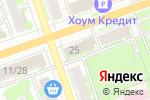 Схема проезда до компании Центр распродаж в Дзержинске