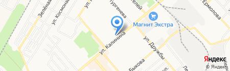 Нарцисс на карте Георгиевска