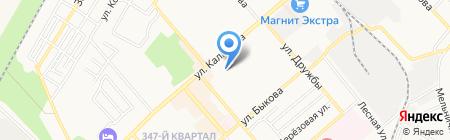 Наш дом на карте Георгиевска