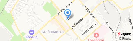 Фантазия на карте Георгиевска