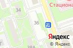 Схема проезда до компании Любимый в Дзержинске