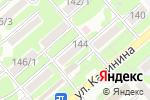 Схема проезда до компании Единый расчетно-кассовый центр в Георгиевске
