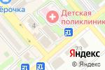 Схема проезда до компании Партнер в Георгиевске