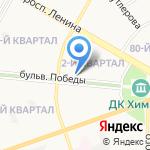 ВитаХим на карте Дзержинска
