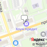 Магазин салютов Дзержинск- расположение пункта самовывоза