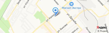 Многофункциональный центр предоставления государственных и муниципальных услуг на карте Георгиевска