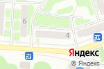Схема проезда до компании ОПТИМА в Дзержинске