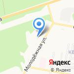 ДвижОК на карте Дзержинска