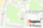 Схема проезда до компании ЭР-Телеком Холдинг в Дзержинске