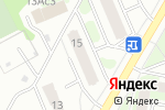 Схема проезда до компании Пивоман в Дзержинске