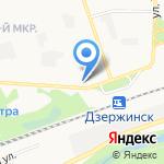 КомиSSионка на карте Дзержинска
