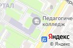 Схема проезда до компании Банкомат, Минбанк, ПАО в Дзержинске