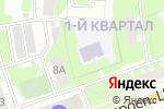 Схема проезда до компании Станция юных техников в Дзержинске