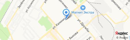 Росинкас на карте Георгиевска
