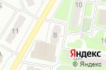 Схема проезда до компании Магнит в Дзержинске