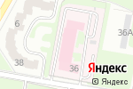 Схема проезда до компании Комплекс Русь в Дзержинске