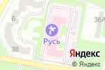 Схема проезда до компании ИНТРИГА в Дзержинске