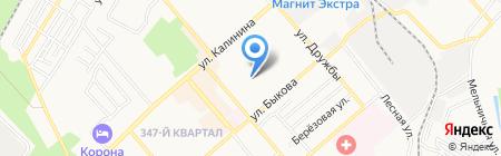 Бюро медико-социальной экспертизы №7 на карте Георгиевска