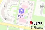 Схема проезда до компании Кабинет восстановительной гимнастики в Дзержинске