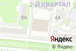 Схема проезда до компании Центр социального обслуживания граждан пожилого возраста и инвалидов в Дзержинске