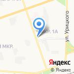Межрайонная инспекция Федеральной налоговой службы России №2 по Нижегородской области на карте Дзержинска