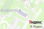 Схема проезда до компании Детский сад №94 в Дзержинске