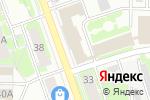 Схема проезда до компании Аргос в Дзержинске