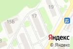 Схема проезда до компании Авто-Гибрид в Дзержинске