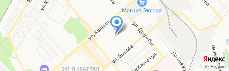 Орион на карте Георгиевска