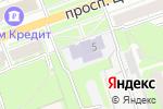 Схема проезда до компании Педагогический колледж в Дзержинске