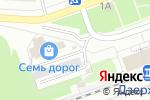 Схема проезда до компании От Емели в Дзержинске
