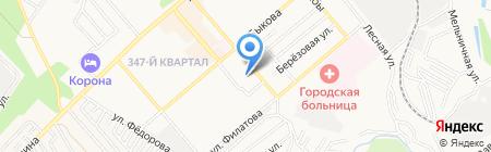 Vремя краSоты на карте Георгиевска