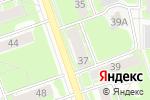 Схема проезда до компании Фазенда в Дзержинске