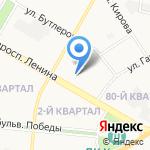 Дзержинский Технический Колледж на карте Дзержинска
