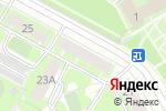 Схема проезда до компании Ваш парикмахер в Дзержинске