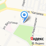 Чик-чик на карте Дзержинска