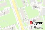 Схема проезда до компании Трансфер в аэропорт в Дзержинске