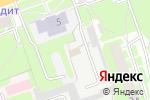 Схема проезда до компании Автостоянка в Дзержинске