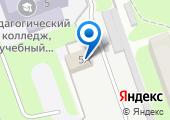 Сервис К на карте