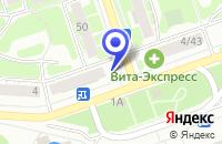 Схема проезда до компании ОБУВНОЙ САЛОН ВИГОРОС в Дзержинске