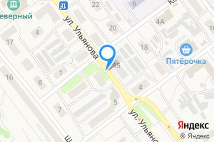 Двухкомнатная квартира в Городце ул. Ульянова