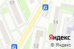 Схема проезда до компании Артезианский источник в Дзержинске